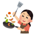 【飯テロ】こんな時間からだけど料理するでwww