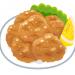 【悲報】おデブさん、唐揚げに調味料をつけてしまうwwwwwwwwww