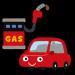 ワイデブ、トッモから旅先でのガソリン代多く払えと言われる