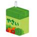 ぼく「野菜ジュースおいしい」敵「食物繊維なし!糖分とりすぎ!無意味!!」