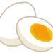 お金が無くてずっとサツマイモとゆで卵と塩しか食ってません(´;ω;`)