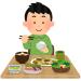 【画像】彡(^)(^)「ウインナー定食超大盛り?余裕で食えるやろ!!!!!!!